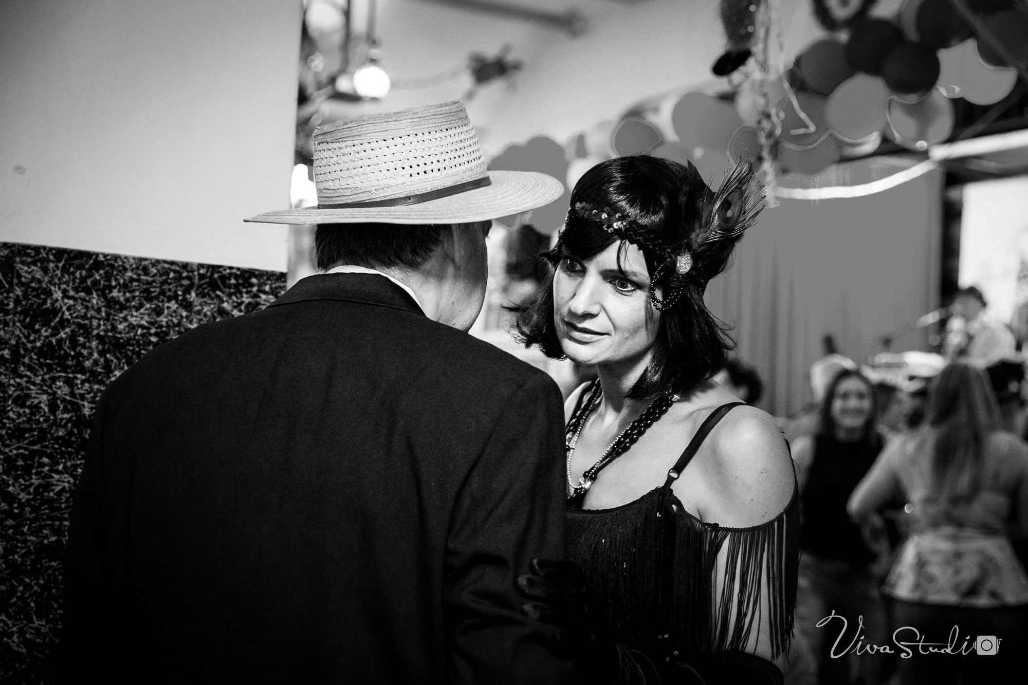 VivaStudio_Design_Photograpphy_Brisbane_German_Club_Stammtisch_Karneval0330-bw